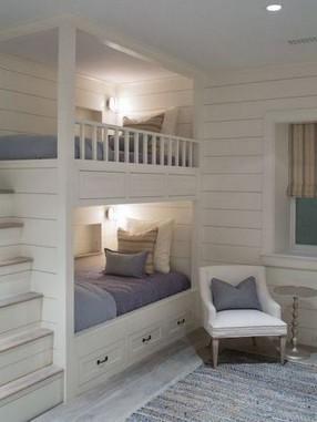 17 Boys Bunk Bed Room Ideas 11