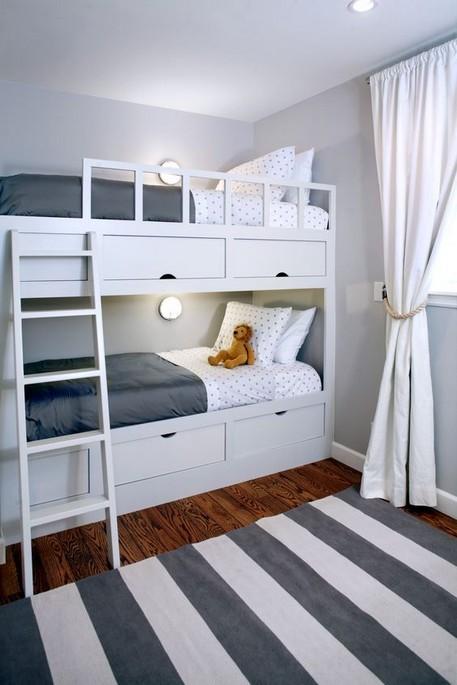 17 Boys Bunk Bed Room Ideas 12