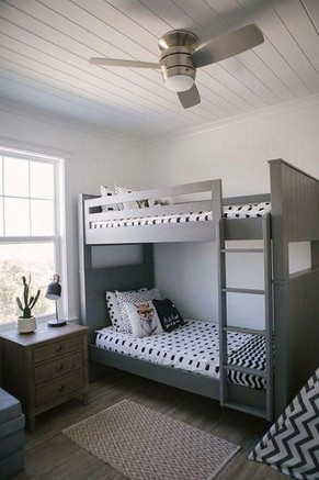 17 Boys Bunk Bed Room Ideas 18