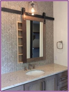 17 Great Bathroom Mirror Ideas 12
