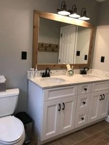 17 Great Bathroom Mirror Ideas 13