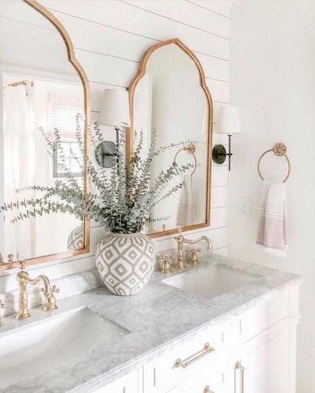 17 Great Bathroom Mirror Ideas 20