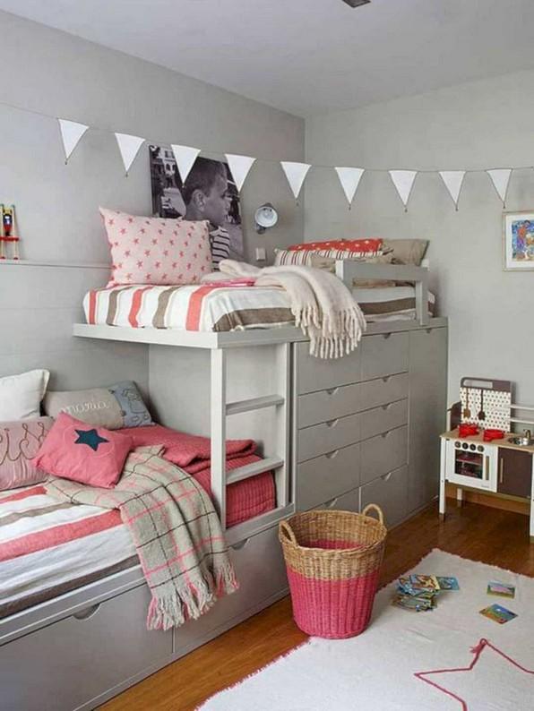 17 Kids Bunk Bed Decoration Ideas 04