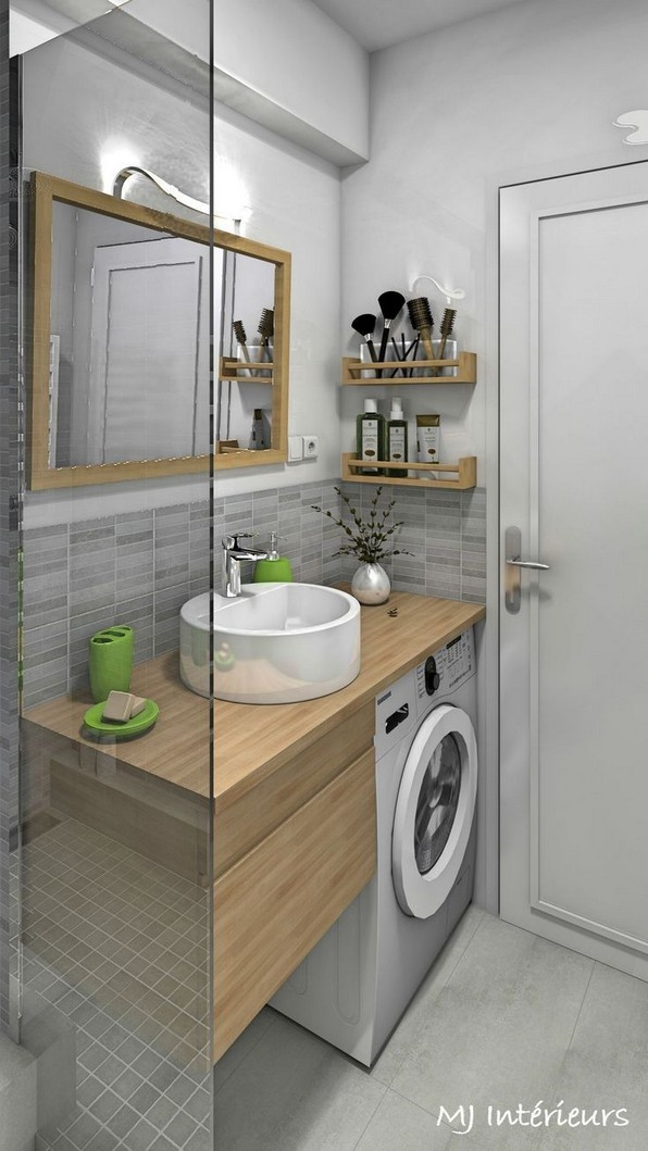 17 Models Sample Awesome Small Bathroom Ideas 21
