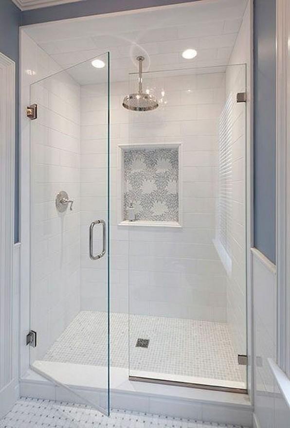 17 Most Popular Bathroom Shower Makeover Design Ideas Tips To Remodeling It 01