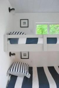 17 Most Popular Floating Bunk Beds Design 08