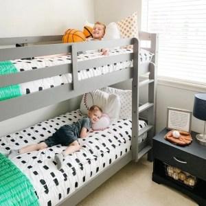 17 Most Popular Floating Bunk Beds Design 16