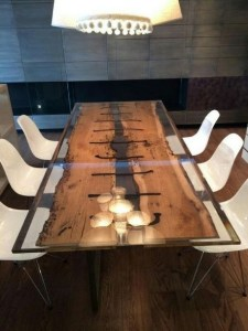 17 Most Popular Of Modern Dining Room Tables In A Contemporary Style 06