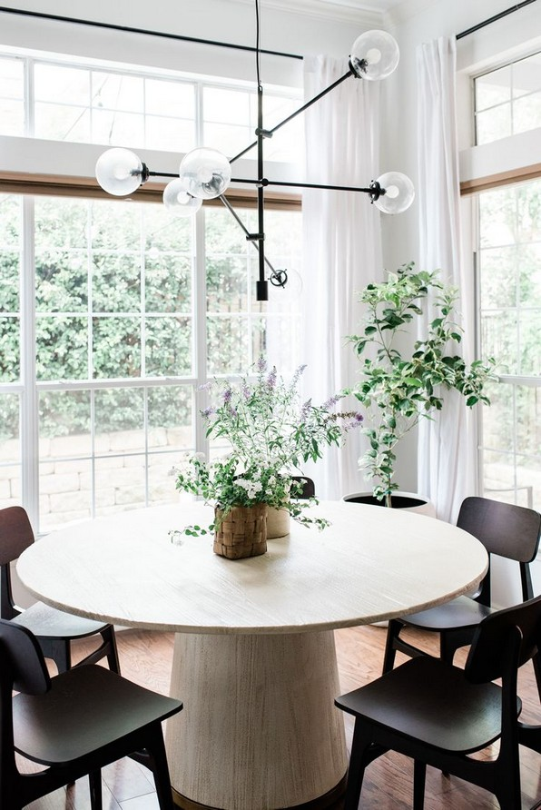 17 Most Popular Of Modern Dining Room Tables In A Contemporary Style 07