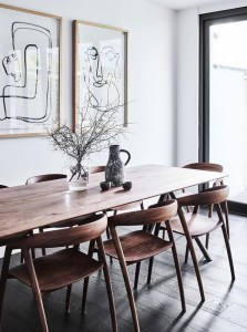 17 Most Popular Of Modern Dining Room Tables In A Contemporary Style 16