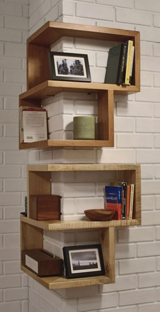 17 New Corner Shelves Ideas 01