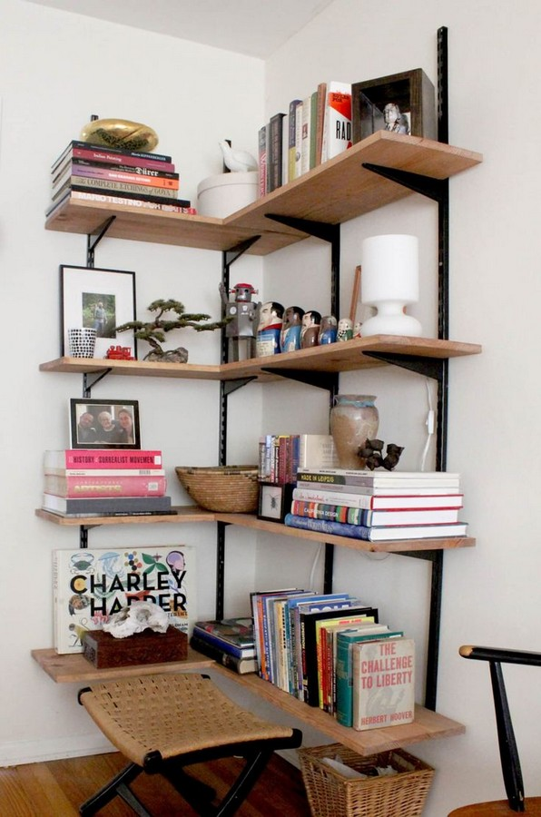 17 New Corner Shelves Ideas 11