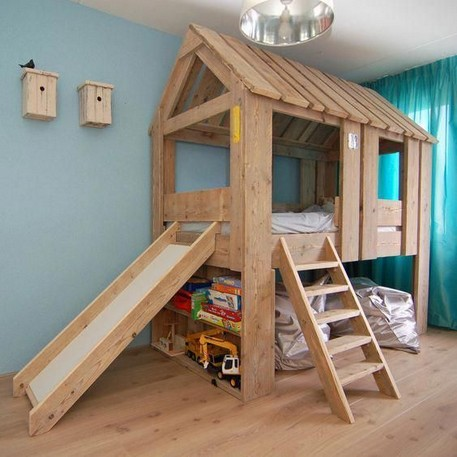 17 Top Choices Bunk Beds For Kids Design Ideas 02