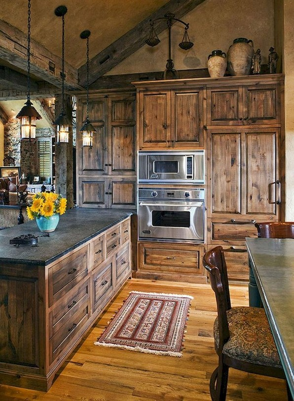 18 Best Rustic Kitchen Design You Have To See It 14