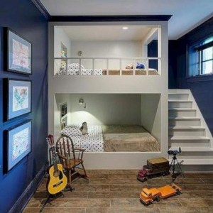 18 Boys Bunk Bed Room Ideas – 4 Important Factors In Choosing A Bunk Bed 13
