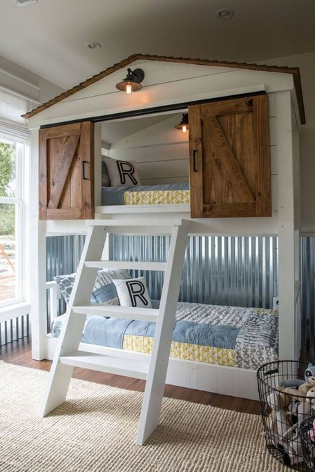 18 Boys Bunk Bed Room Ideas – 4 Important Factors In Choosing A Bunk Bed 18
