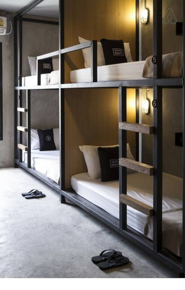 18 Boys Bunk Bed Room Ideas – 4 Important Factors In Choosing A Bunk Bed 19