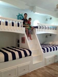 18 Boys Bunk Bed Room Ideas – 4 Important Factors In Choosing A Bunk Bed 26