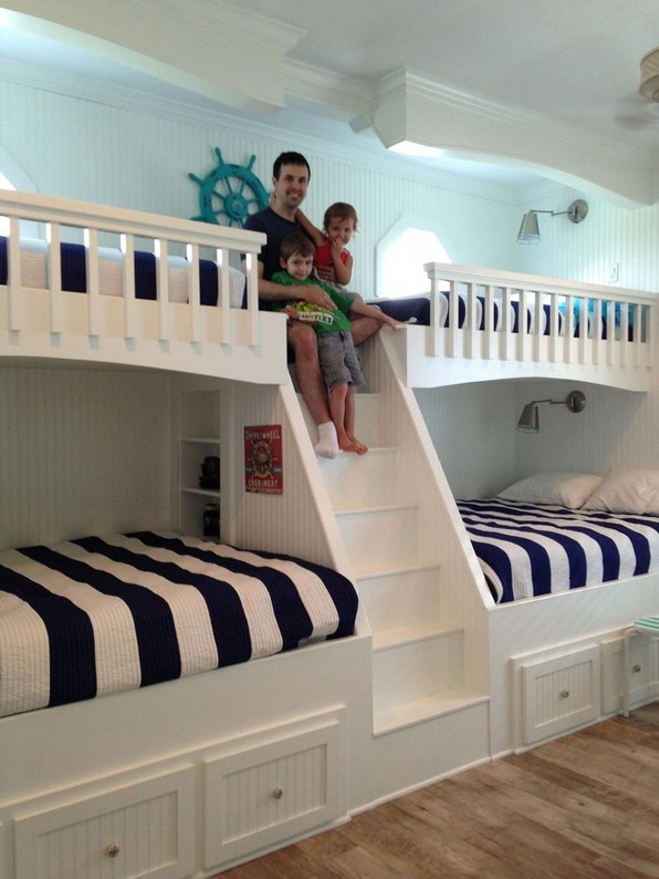 18 Boys Bunk Bed Room Ideas – 4 Important Factors In Choosing A Bunk Bed 26