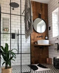18 Comfy Bathroom Floor Design Ideas 03