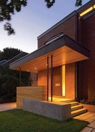 18 Examples Of Amazing Contemporary Flat Roof Design Of A House 07