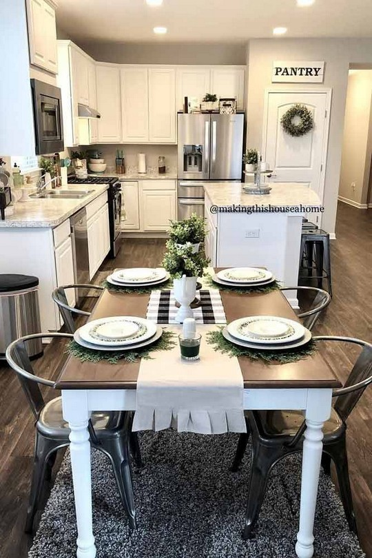 18 Farmhouse Kitchen Ideas On A Budget 05