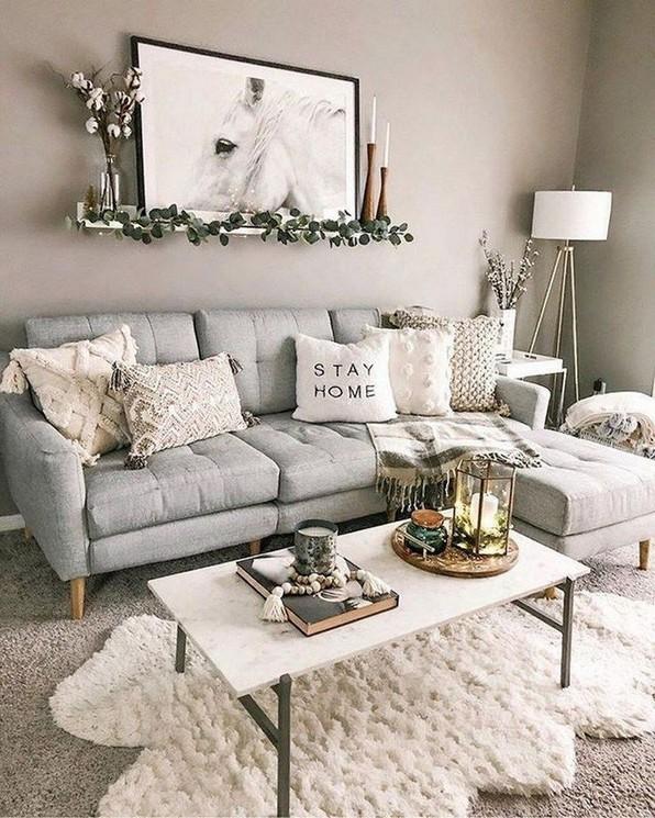 18 Modern Rustic Living Room Furniture 05