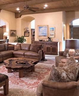 18 Modern Rustic Living Room Furniture 25