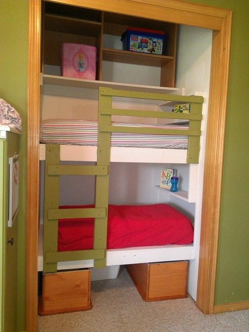 18 Most Popular Kids Bunk Beds Design Ideas 04
