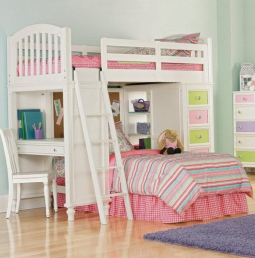 18 Most Popular Kids Bunk Beds Design Ideas 05