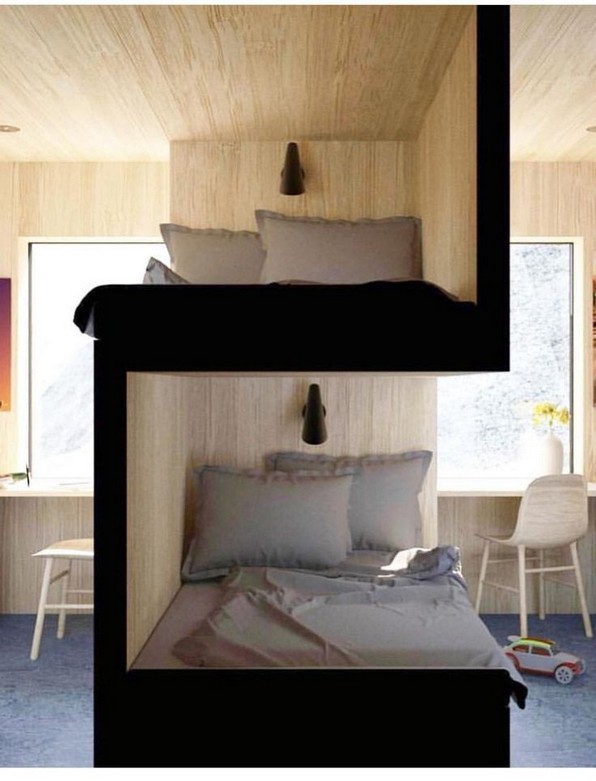 18 Nice Bunk Beds Design Ideas 12