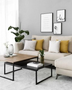 18 Popular Living Room Colors To Inspire Your Apartment Decoration 01