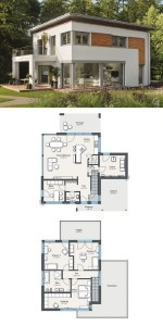 18 Top Choices Beautiful Modern 2 Story House 02