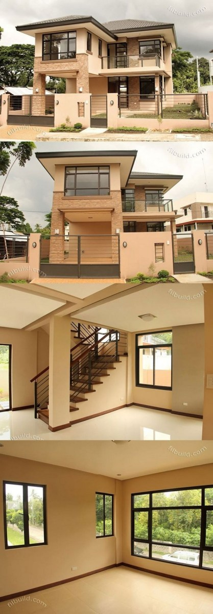 18 Top Choices Beautiful Modern 2 Story House 20