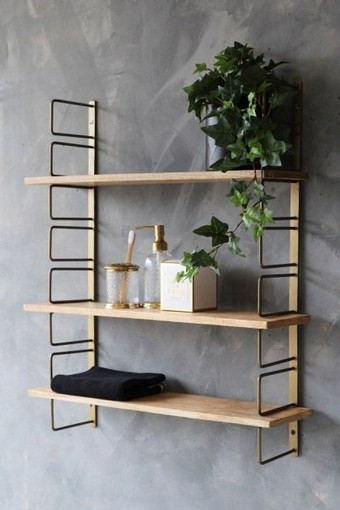 18 Top Choices Wood Wall Shelf 13