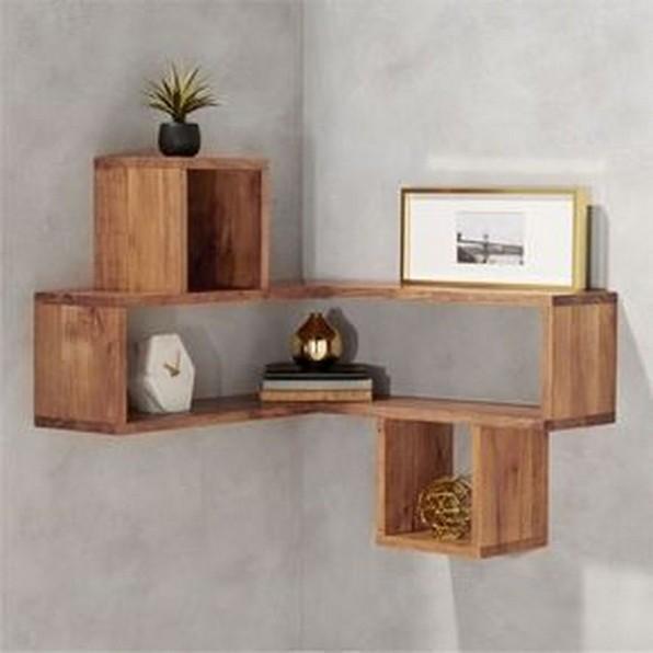 19 Best Of Corner Shelves Ideas 15