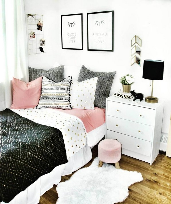 19 Creative Ways Dream Rooms For Teens Bedrooms Small Spaces 04