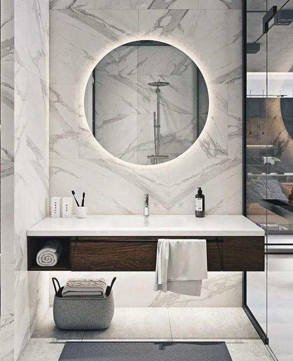 19 Great Bathroom Mirror Ideas 10