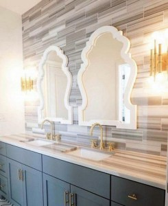 19 Great Bathroom Mirror Ideas 15