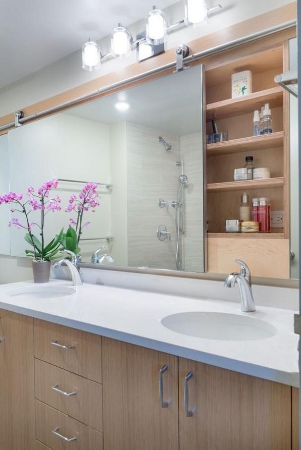 19 Great Bathroom Mirror Ideas 23