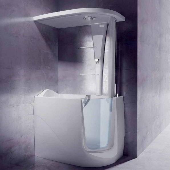 19 Most Popular Model Of Bathtubs And Showers – Tips To Choosing For Your Bathroom 09