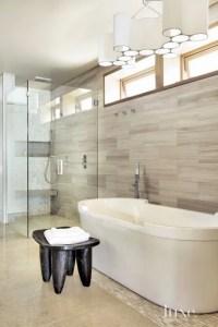 19 Pleasurable Master Bathroom Ideas 13