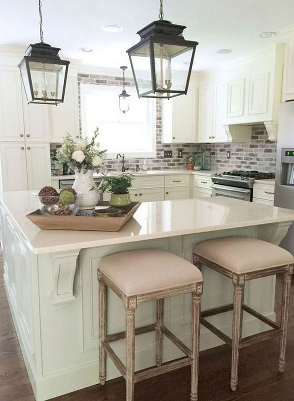 19 Rural Kitchen Ideas For Small Kitchens Look Luxurious 12