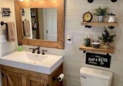 19 Small Bathroom Storage Decoration Ideas 09