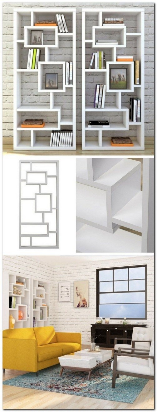 19 Unique Bookshelf Ideas For Book Lovers 09