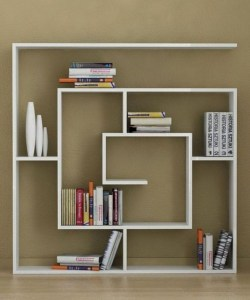 19 Unique Bookshelf Ideas For Book Lovers 12