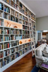 19 Unique Bookshelf Ideas For Book Lovers 14