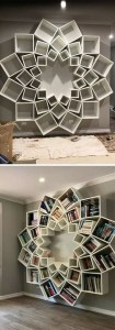 19 Unique Bookshelf Ideas For Book Lovers 17