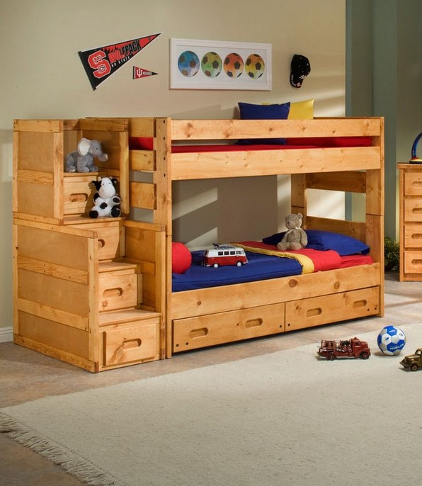 20 Most Popular Kids Bunk Beds Design Ideas 02