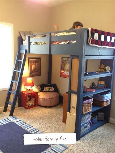 20 Most Popular Kids Bunk Beds Design Ideas 06